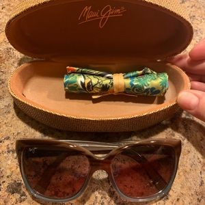 Brand new Maui Jim sunglasses